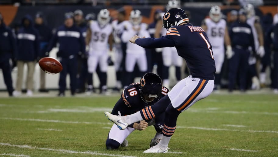 7e31999b324 Bears Actually Used Police Escort to Get Cody Parkey to Practice | 12up