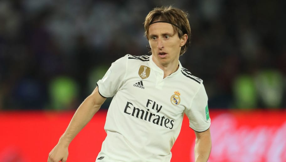e4475fcfb83 Luka Modric Reportedly Rejects New Contract Offer From Real Madrid ...