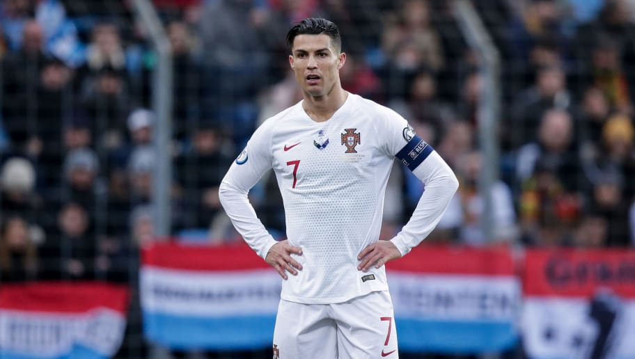 Cristiano Ronaldo Blasts Poor Luxembourg Pitch as Portugal Qualify for Euro 2020