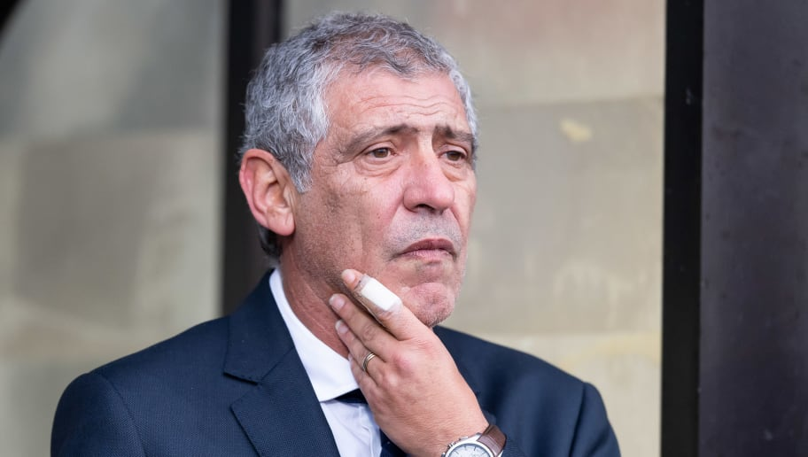 Fernando Santos Believes Portugal Are Candidates, Not Favourites to Win Euro 2020