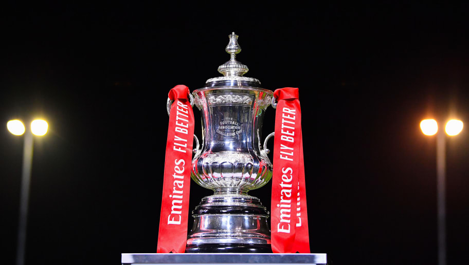 Maldon and Tiptree FC v Newport County AFC - FA Cup Second Round