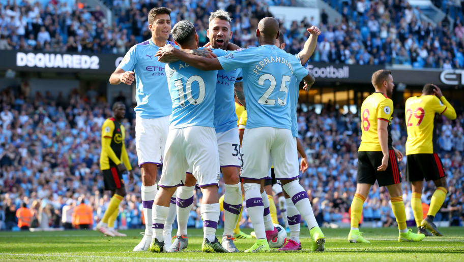 Manchester City 8-0 Watford: Report, Ratings & Reaction as Premier ...