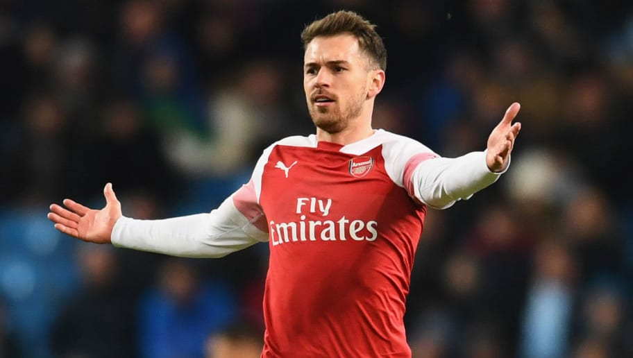 Ramsey confirms Arsenal exit with Juventus to pay over £400000-a-week