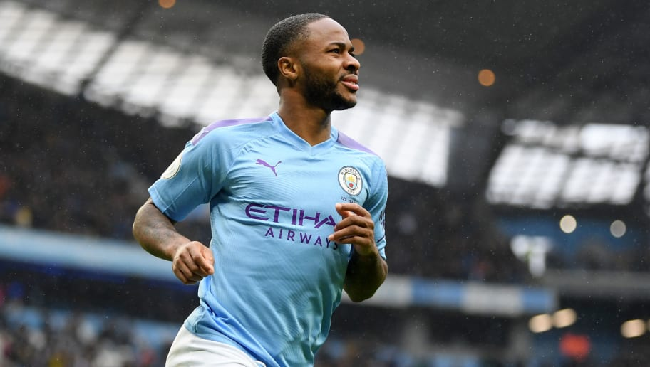 Manchester City Open Talks Over New Contract for Raheem Sterling