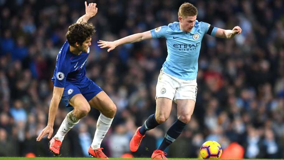 Marcos Alonso,Kevin De Bruyne