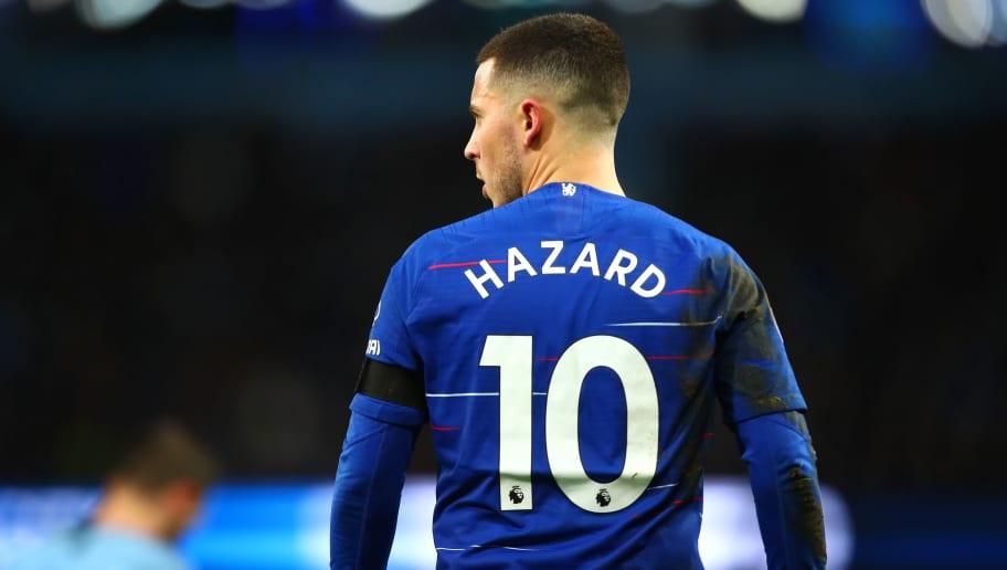 size 40 04b83 b5d25 Real Madrid Name Highest Offer for Eden Hazard as Chelsea ...
