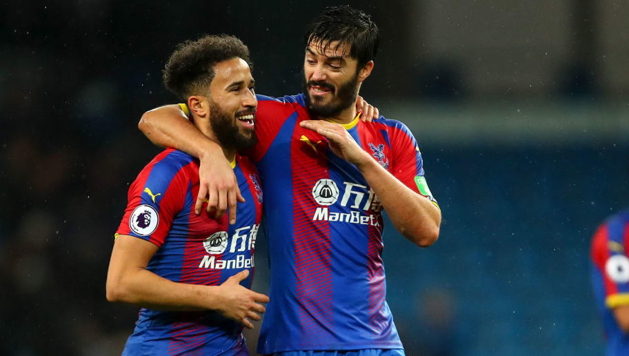 Andros Townsend,James Tomkins