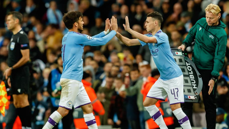 Guardiola Vows to Not Sign Anyone as David Silva's Successor as That Honour Will go to Phil Foden