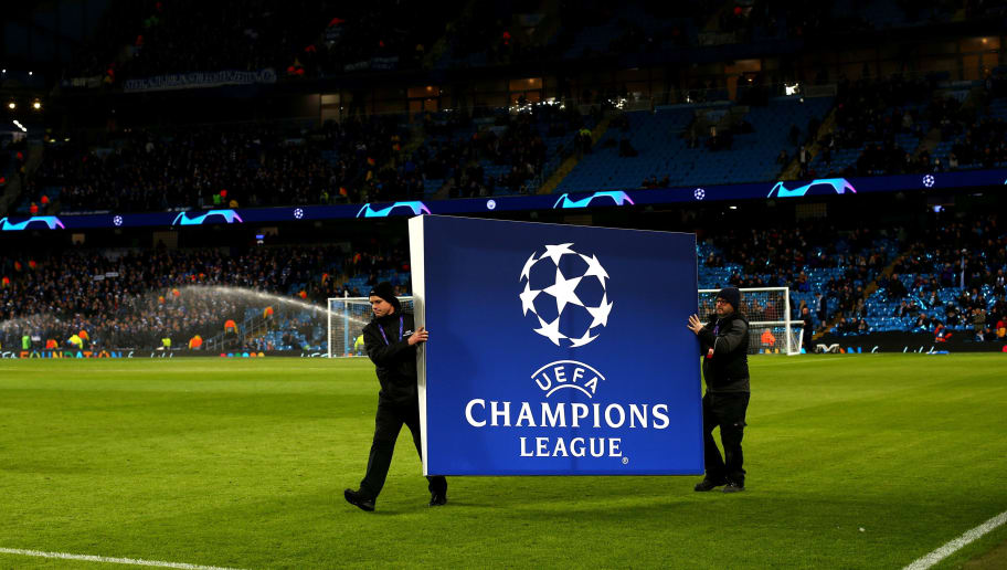 Manchester City v FC Schalke 04 - UEFA Champions League Round of 16 Second Leg
