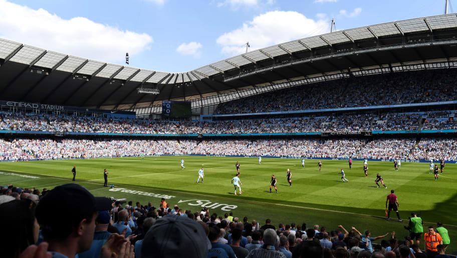Manchester City Planning to Expand Etihad Stadium to ...