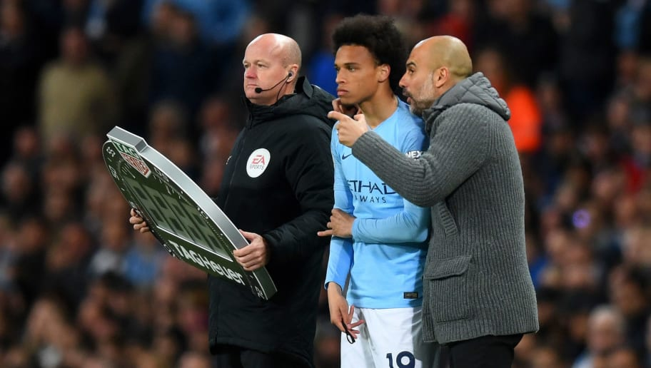 Pep Guardiola Claims He Wants Leroy Sane to Stay at Manchester City