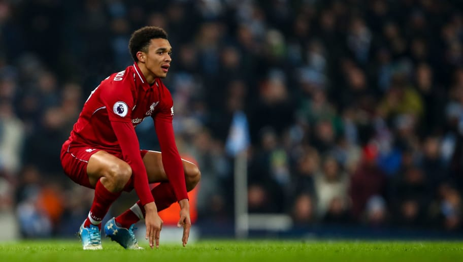 Alexander-Arnold facing absence of up to four weeks