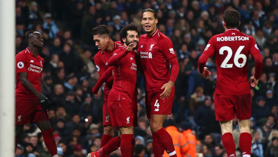 Virgil van Dijk,Mohamed Salah,Roberto Firmino