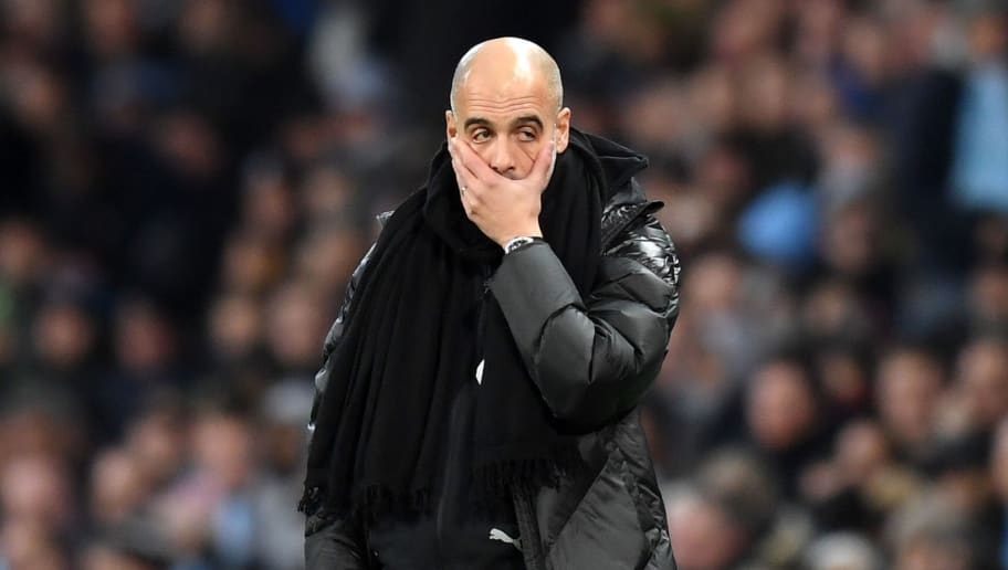 Pep Guardiola Claims Manchester City Cannot Compete With Liverpool and Man Utd