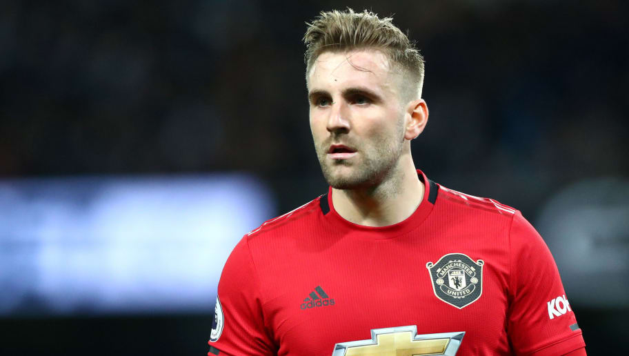 Luke Shaw Aims Hilarious Dig at Former Teammate Romelu Lukaku After Inter Drop Into Europa League