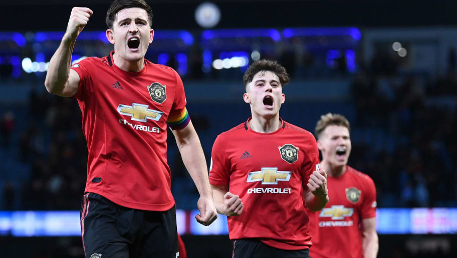 Harry Maguire,Daniel James