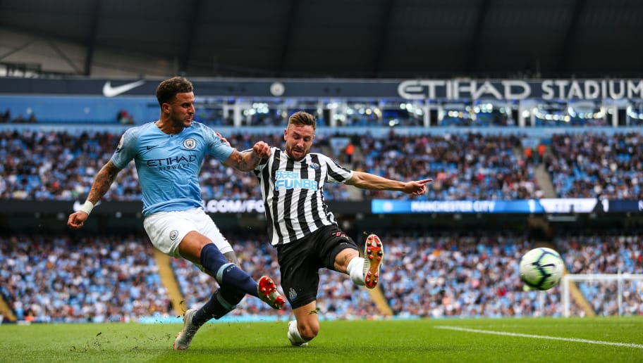 Newcastle Vs Manchester City Sky Blues Close To Matching