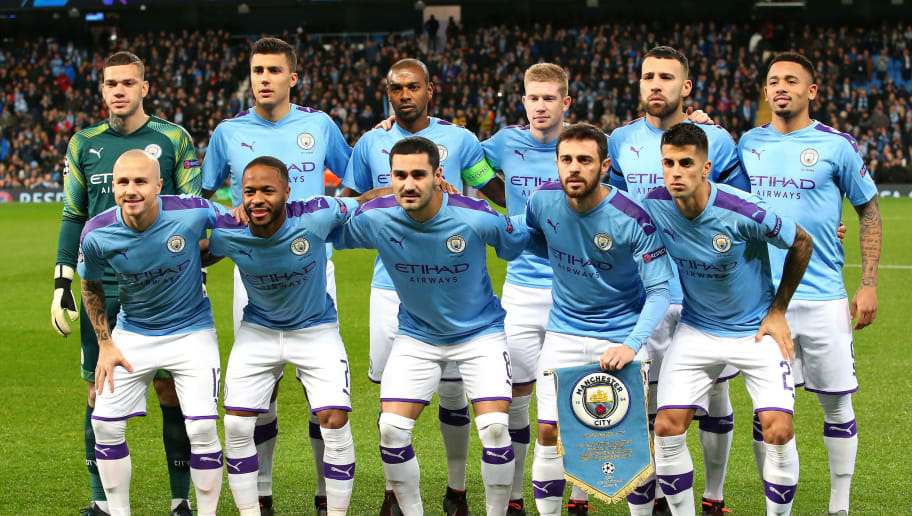 Manchester City v Shakhtar Donetsk: Group C - UEFA Champions League