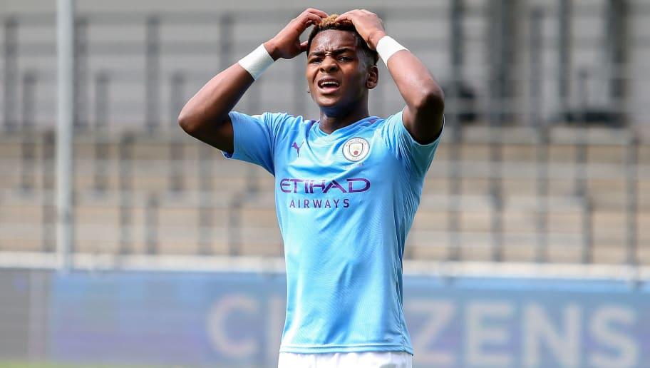 Manchester City v Southampton - Premier League 2