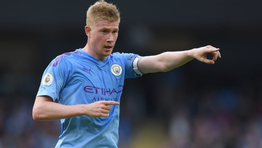 Manchester City Star Kevin De Bruyne Incensed With the New Handball Rules