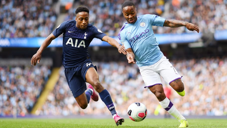 Raheem Sterling,Kyle Walker-Peters