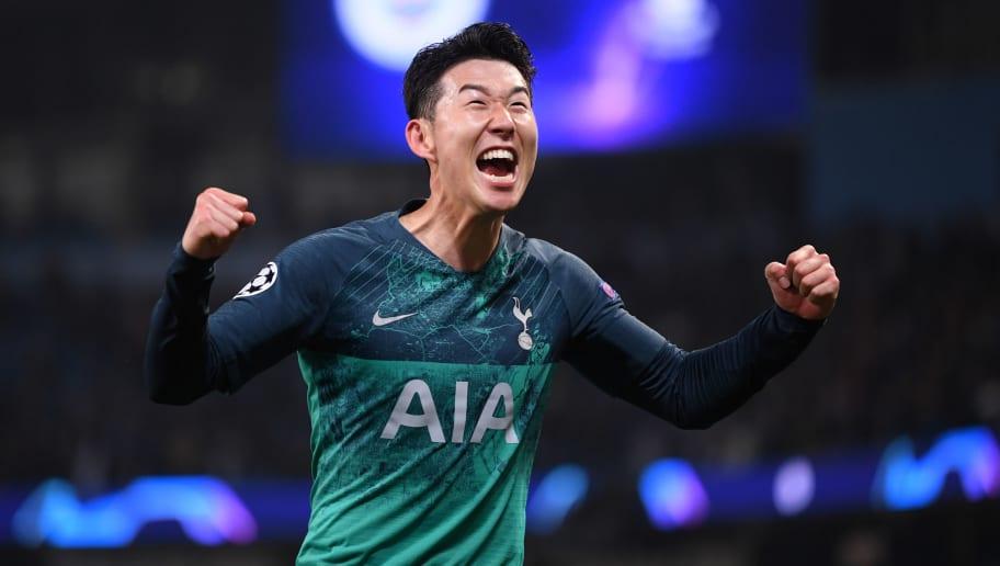 Son Heung-min Kecewa Mesti Absen pada Leg I Semi-final Liga Champions