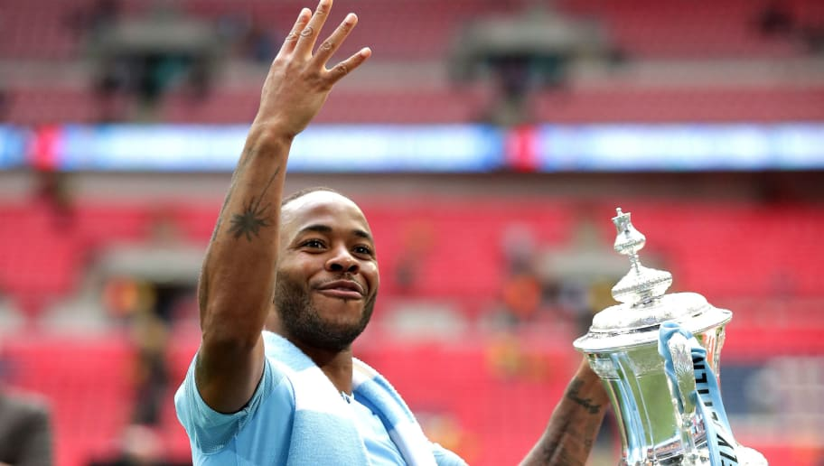 Former Manchester City Winger Wright-Phillips Says Raheem Sterling is the Perfect Role Model