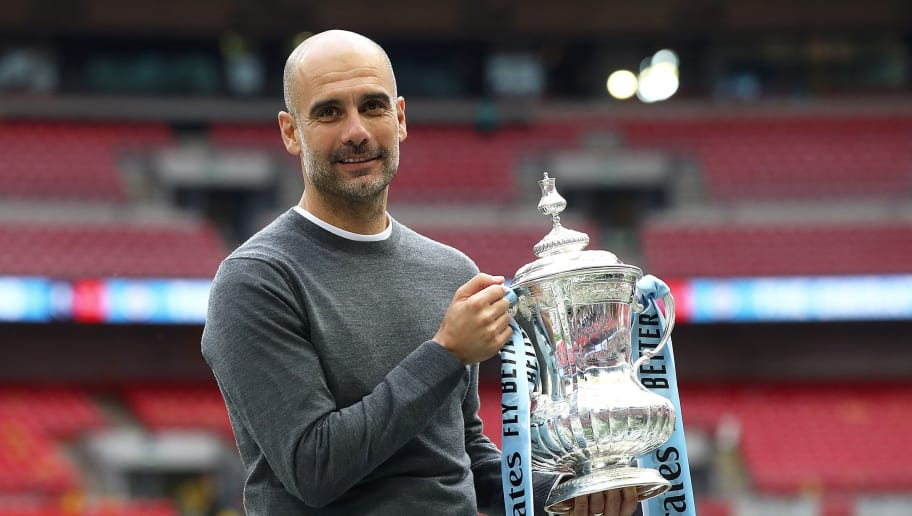 Pep Guardiola Had Reportedly Agreed Terms With Juventus But Man City DidNot Allow Him to Leave