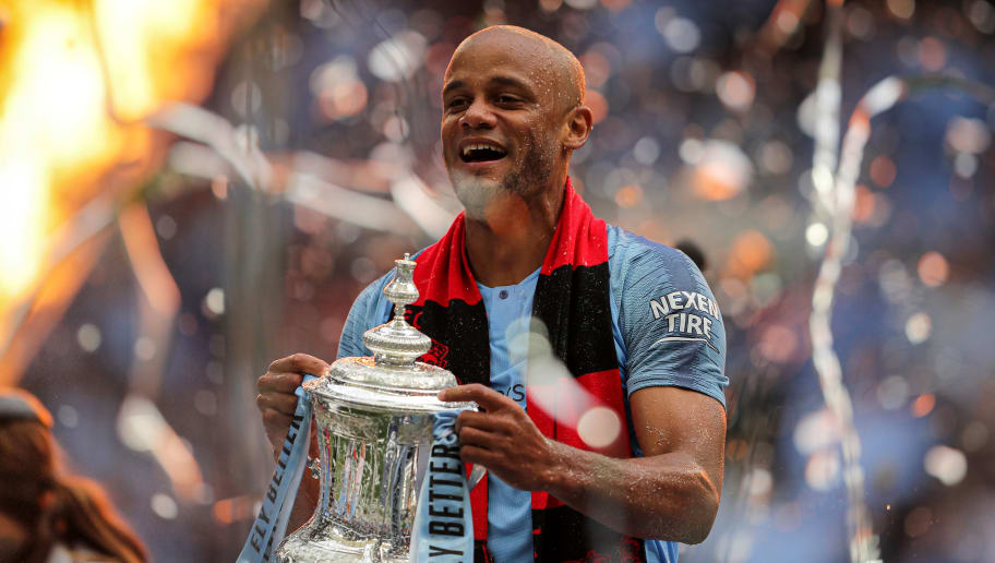 Vincent Kompany Testimonial Squads Confirmed as Ryan Giggs and Paul Scholes Join All-Star XI
