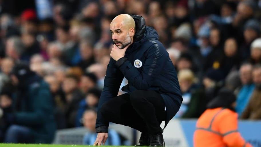 Gabriel Jesus: Manchester City's Brazilian players will help striker, says Pep Guardiola