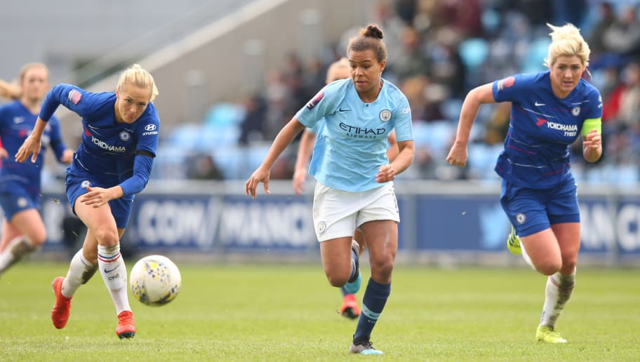 Image result for chelsea city women fa cup