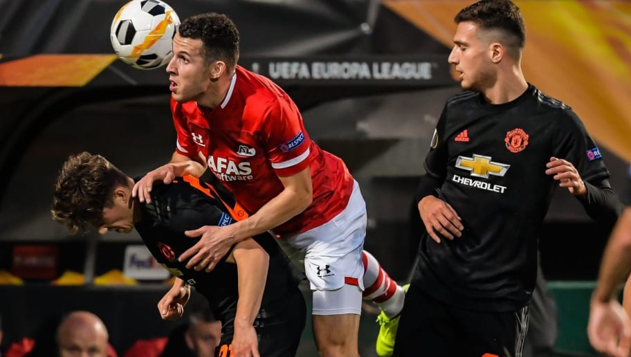 3 Things to Look Forward to as Manchester United Take on AZ Alkmaar in the Europa League