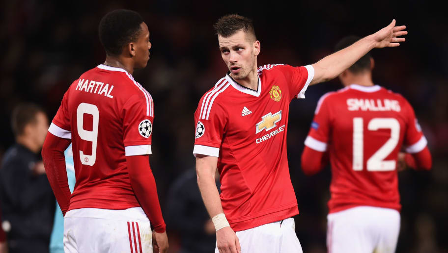 Morgan Schneiderlin,Anthony Martial