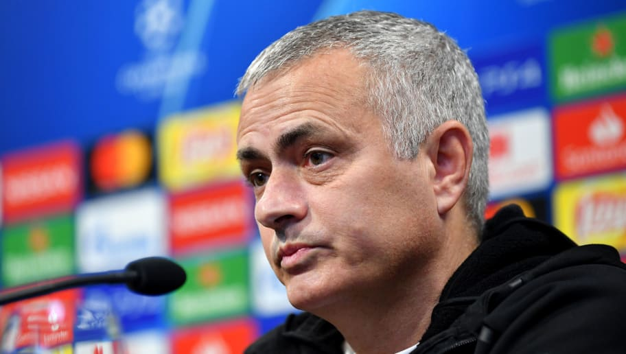 Mourinho sees Premier League pairings as ideal Champions League quarter-final line-up