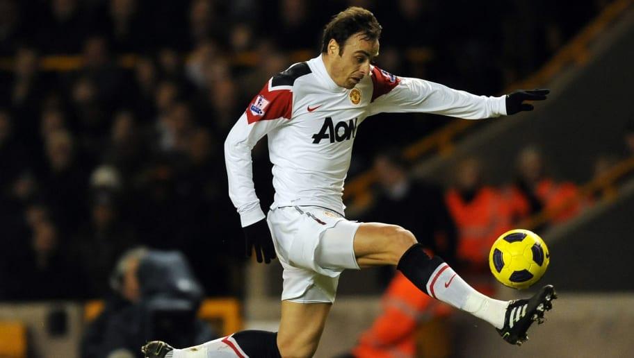 Manchester United's Bulgarian striker Di