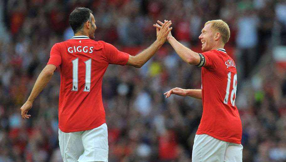 the best players ever to wear each shirt number at manchester united from 1 to 27 90min to wear each shirt number
