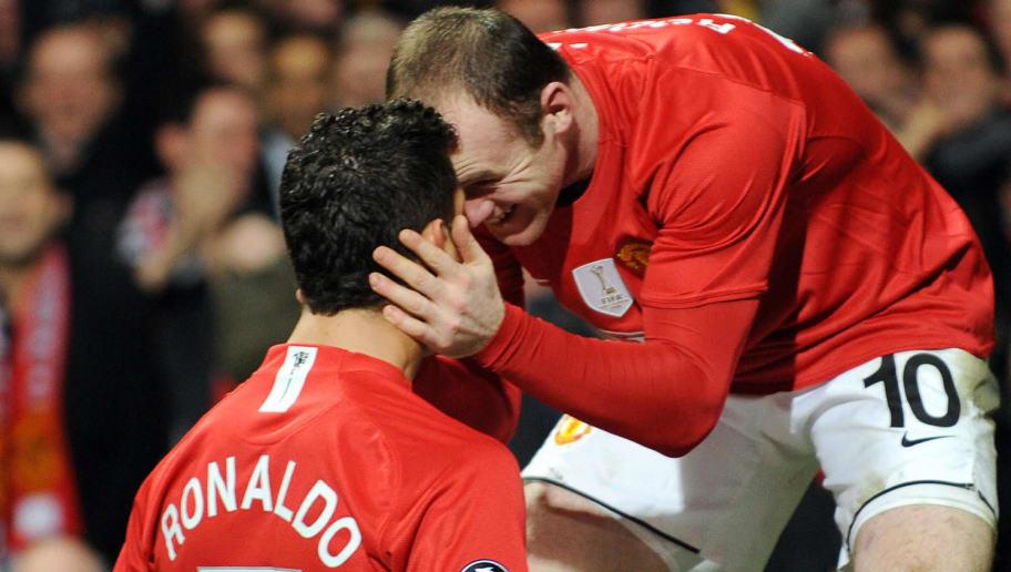 Manchester United's Portugese midfielder