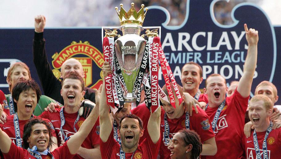 Manchester United's Welsh midfielder Rya