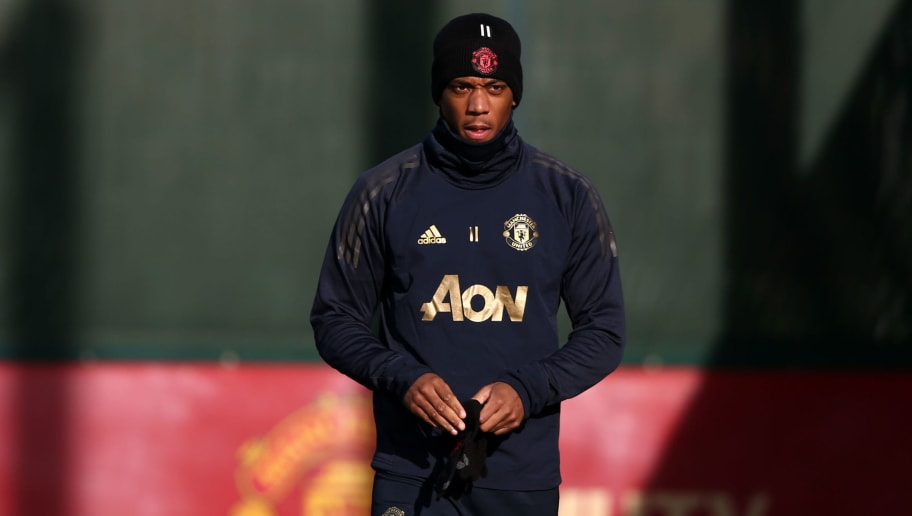f48a23c265d Anthony Martial Withdraws From France Squad Ahead of Euro 2020 Qualifiers  Due to Injury