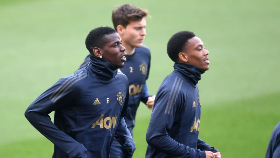 Ole Gunnar Solskjaer Provides Injury Update on Paul Pogba & Anthony Martial Ahead of West Ham Clash