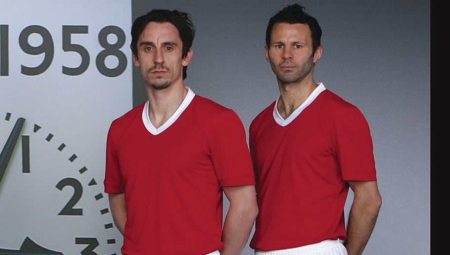 Ranking Man Utd S 10 Best Home Kits Of All Time 90min