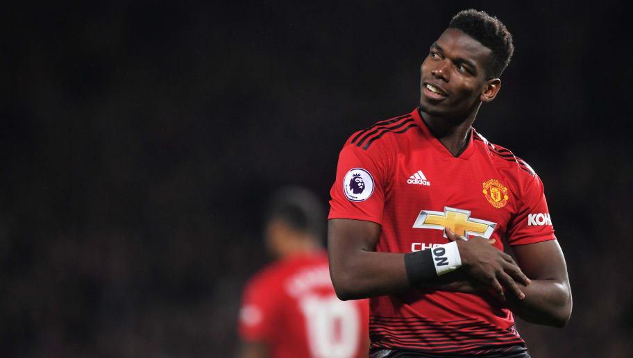 Claude Makelele Slams Paul Pogba S Goal Celebrations Against