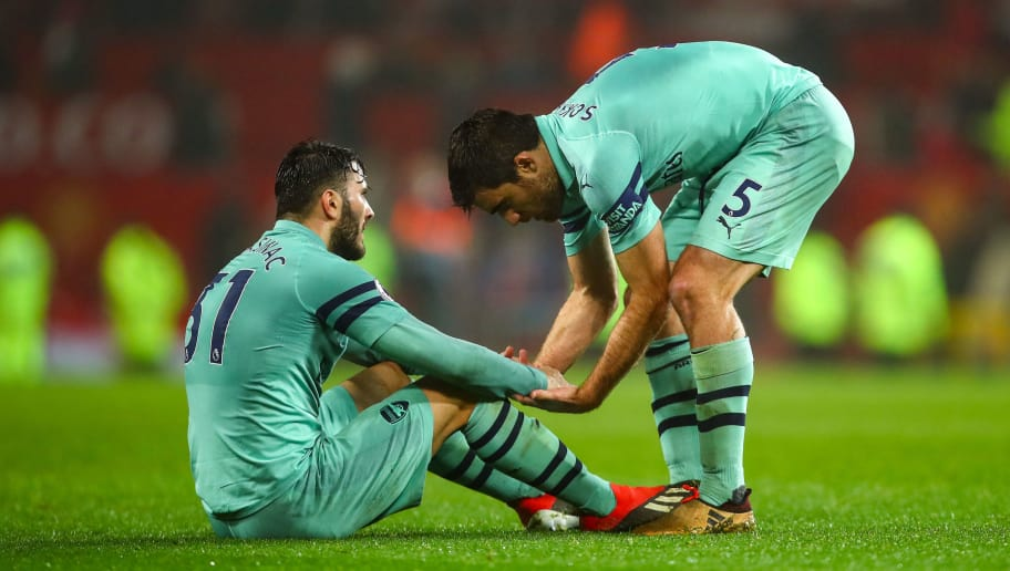 Arsenal played Manchester United at Old Trafford on Wednesday evening. Read on for Layth Yousif's match report. | Arsenal