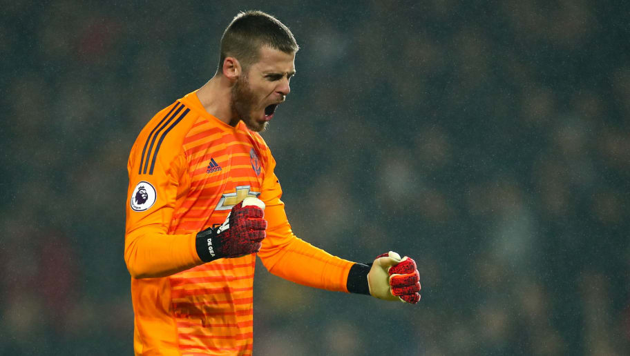 the latest f0b44 1da56 David de Gea Tells Friends He Is Close to Agreeing New Long ...