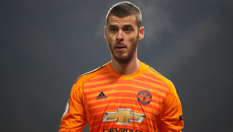 David de Gea to Sign New Man Utd Contract as Details Emerge of Record Deal
