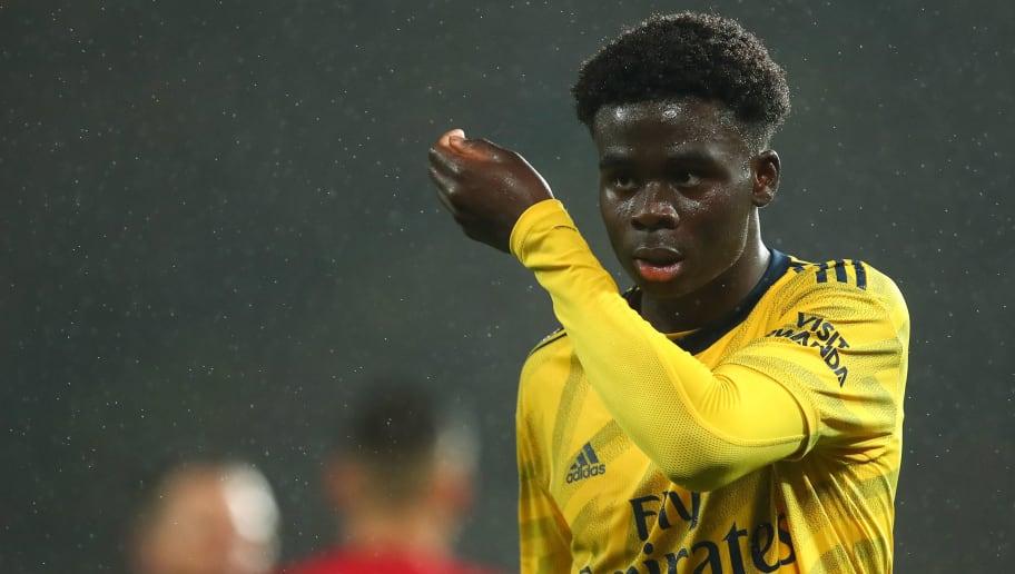Joe Willock Calls Arsenal Youngster Bukayo Saka 'Amazing' Amid England Under-21 Call-Up Rumours