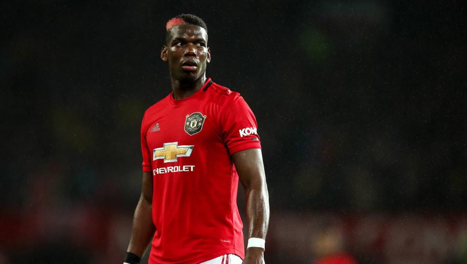 Manchester United: Paul Pogba fällt noch bis Dezember aus
