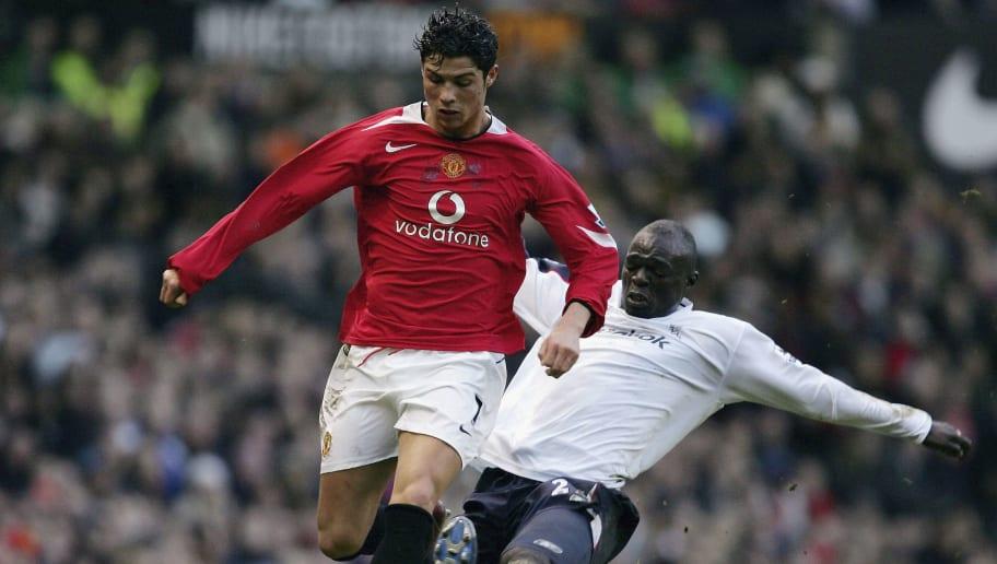 Cristiano Ronaldo,Abdoulaye Faye
