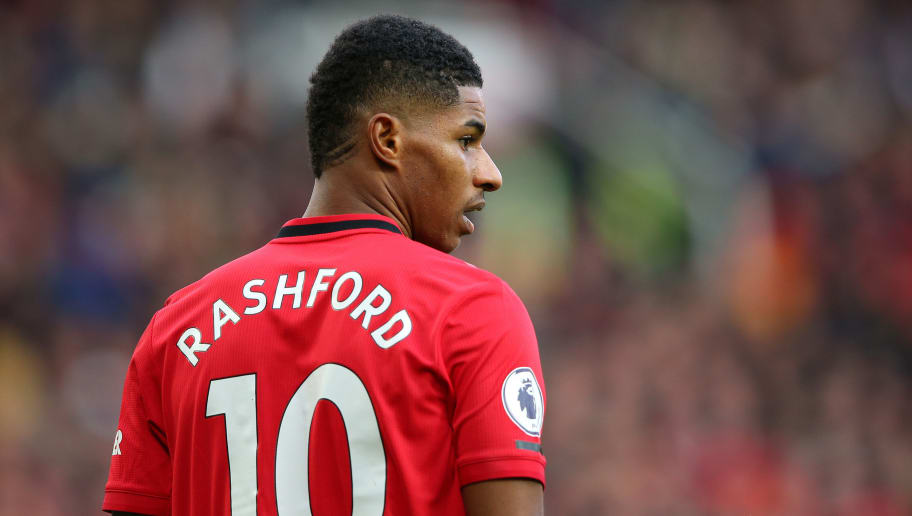 Marcus Rashford Believes Accepting High Demands Is Key To Succeeding At Manchester United Ht Media