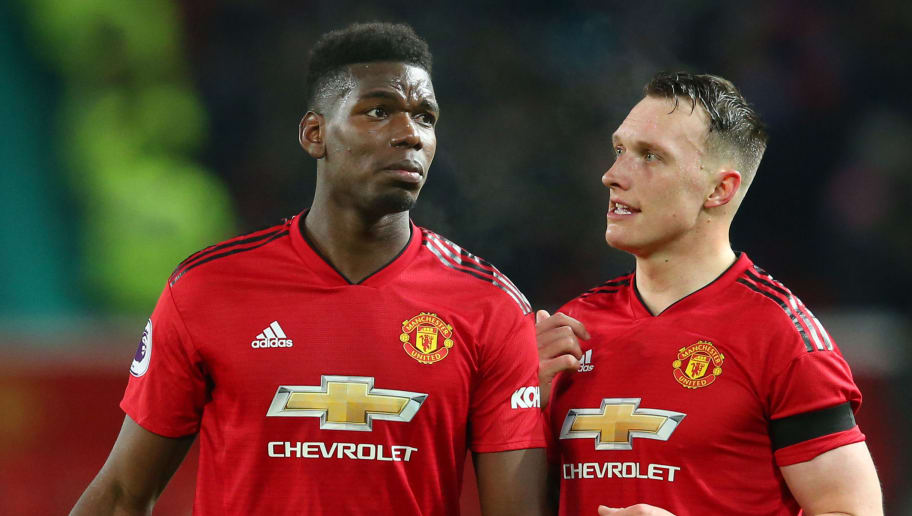 Phil Jones,Paul Pogba